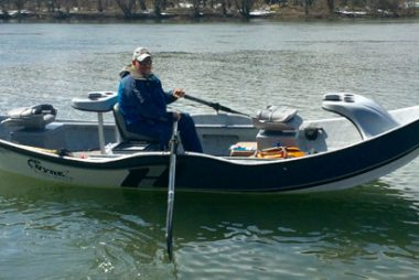 The Ultimate Fly Fishing Guide Boat